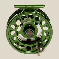 Galvan Rush Light Fly Reels