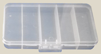 Kiene's Poly compartment fly box