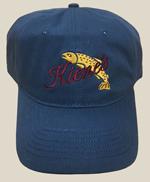 Kiene's Logo Washed Twill Hat
