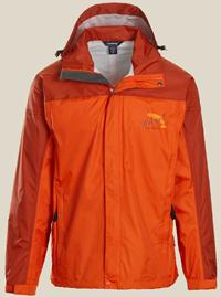 Kiene's Breathable Seam Sealed L-W Rain Jacket