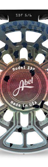 Abel SDF Series Fly Reels