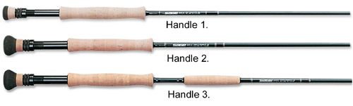 Sage SONIC Series Fly Rods