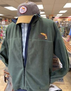 Kiene's Wilderness Pro Windproof Fleece Jacket