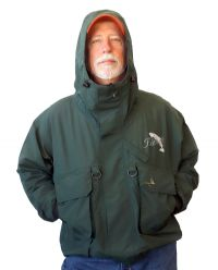 Kiene's Wilderness Pro Rain Jacket