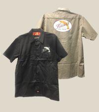 Kiene's Dickey Work Shirts