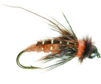 October Caddis (Tungsten Bead)