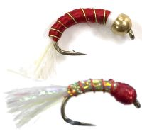 Jeff Ching Shad Flies