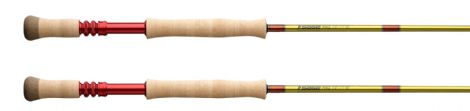 Sage Pike and Musky Fly Rods
