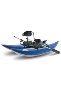 Fish Cat 10-IR Standup Pontoon