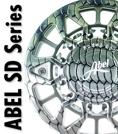 ABEL SD Series Fly Reels