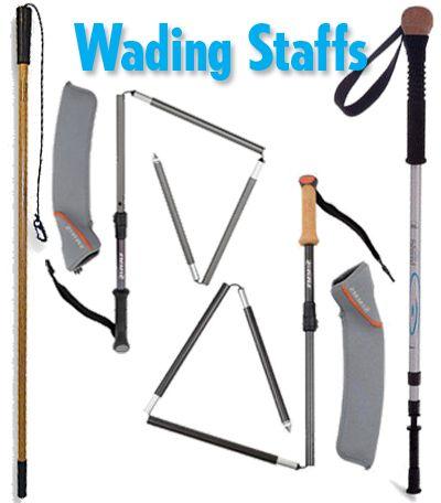 Wading Staffs